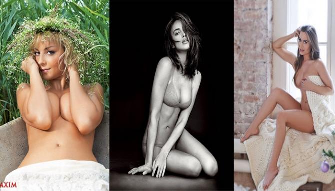 Rusiyanın ən seksual qadınları (FOTO)