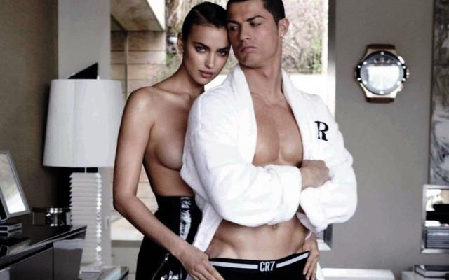 İrina Şeykdən Ronaldonu utandıracaq sözlər (FOTO)