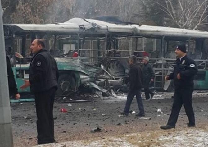 SON DƏQİQƏ! : Türkiyədə daha bir terror: Ölən və yaralılar var – Video (Yenilənib)