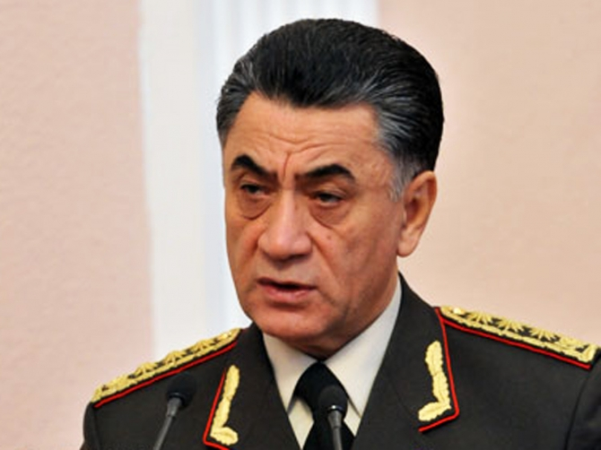 Ramil Usubov son 5 ildə 134 polisi vəzifəsindən azad edib