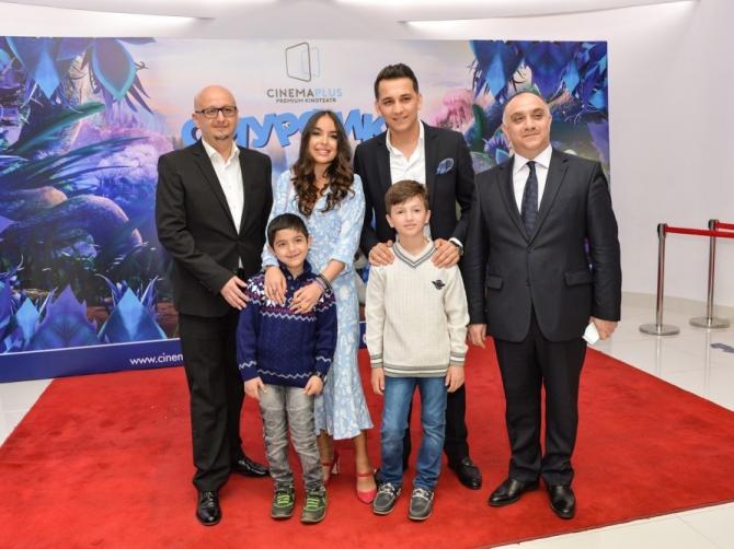 Leyla Əliyeva kimsəsiz uşaqlara birlikdə - FOTO