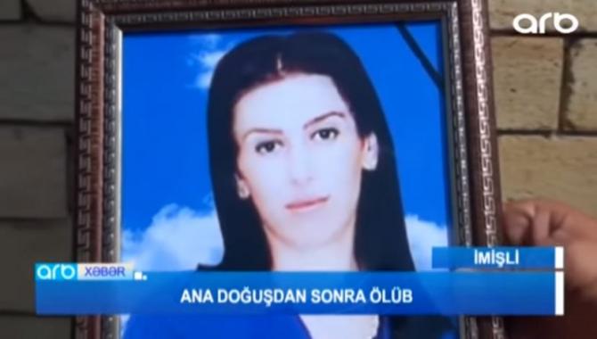 Azərbaycanda daha bir doğuşdan sonra ana ölümü