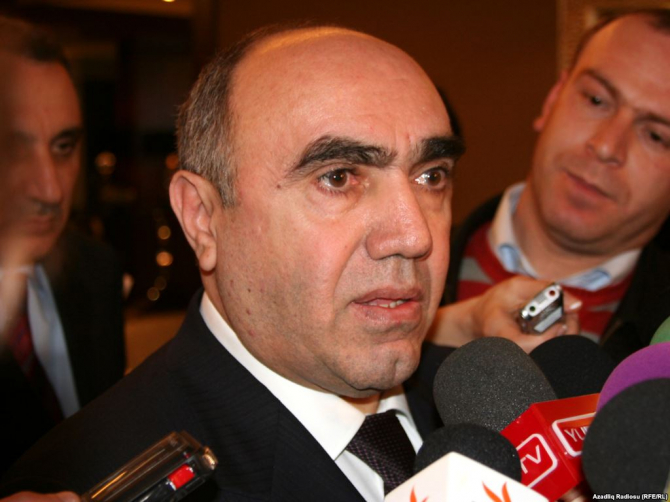 """Zakir Qaralov """"Turan"""" informasiya agentliyinin fəaliyyətindən danışdı"""
