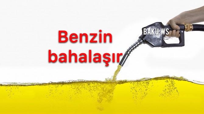 Bu gün Azərbaycanda benzinin qiyməti