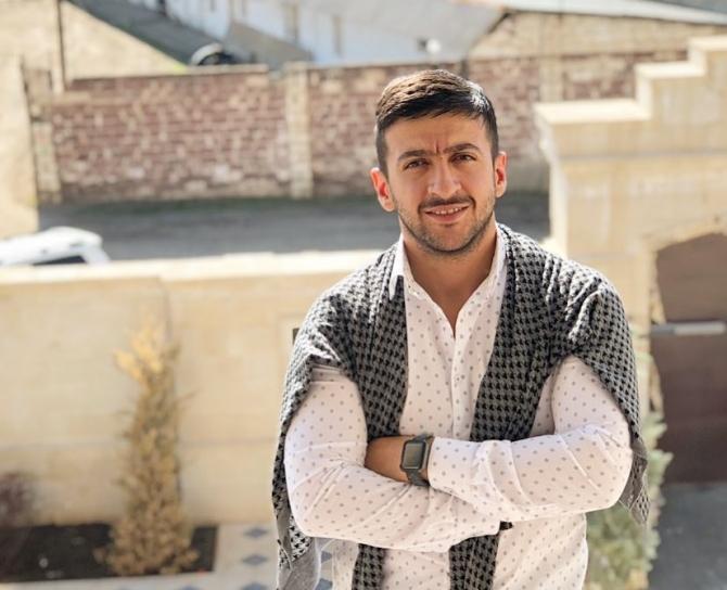 Abbas Bağırov ata oldu (FOTO)