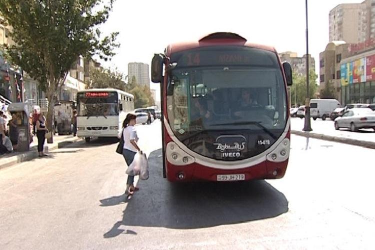 Bir sıra avtobusların hərəkət istiqaməti dəyişdiriləcək - SİYAHI
