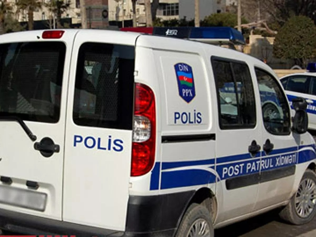 """Polislər """"Aska""""nı tutdu"""