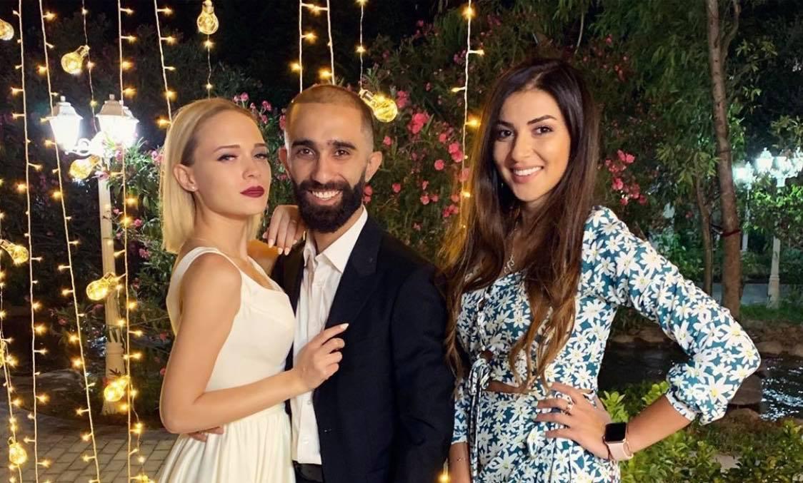 Videobloger Əlixan Rəcəbovun toyudur - VİDEO