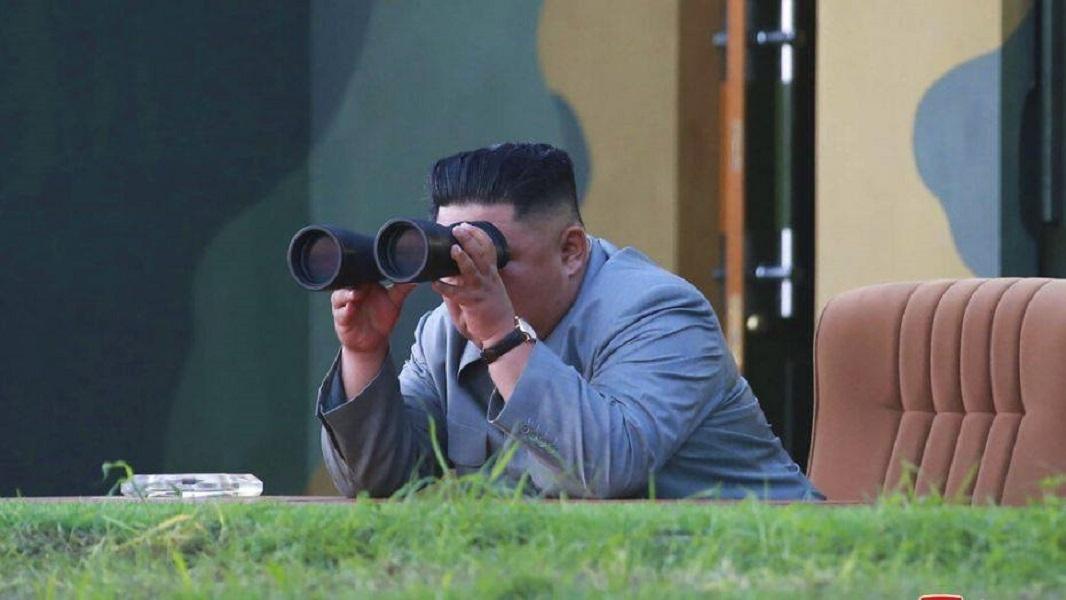 Kim Çen In yenə dünyanı silkələdi