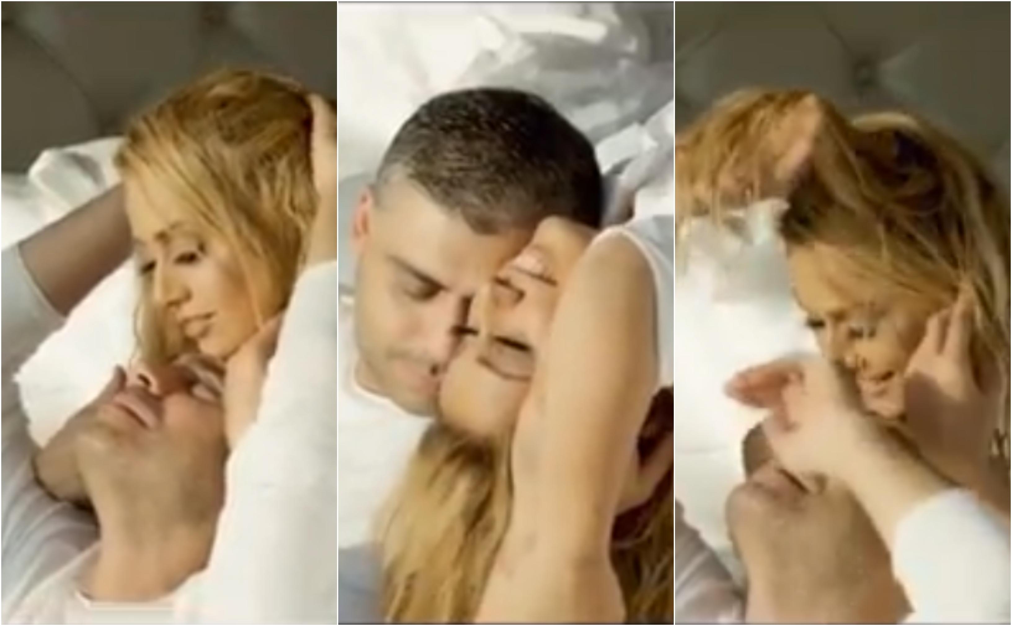 Roza Zərgərli erotik klip çəkdirdi