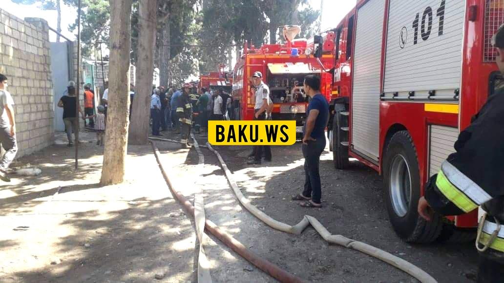 Azərbaycanda 1 saatın içində 3 ev yandı