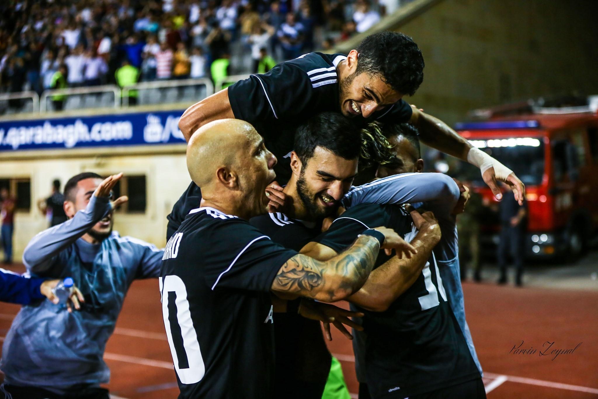 """""""Qarabağ"""" Avroliqanın """"A"""" qrupuna düşdü ile ilgili görsel sonucu"""