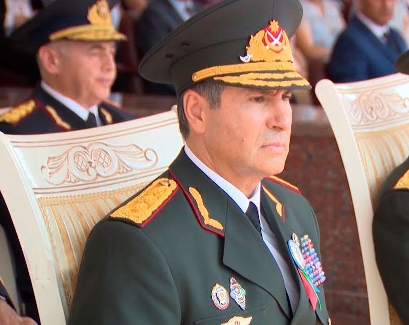 Vilayət Eyvazov mərhum polkovnikin yerinə yeni rəis təyin etdi
