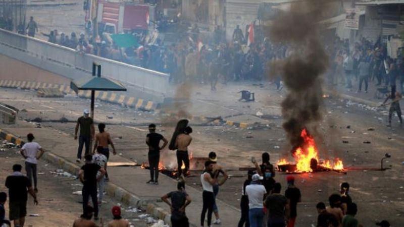 İraqda qanlı toqquşma: 5 ölü, 175 yaralı