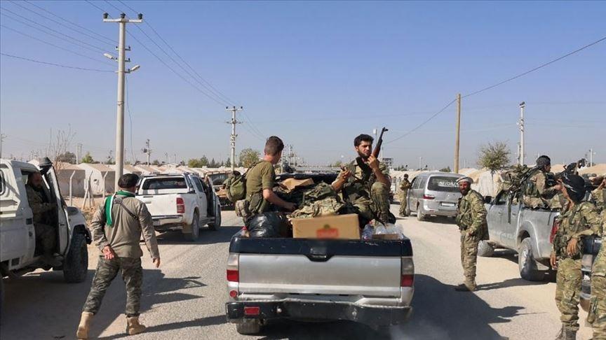 SON DƏQİQƏ! Suriyada iki kənd azad edildi