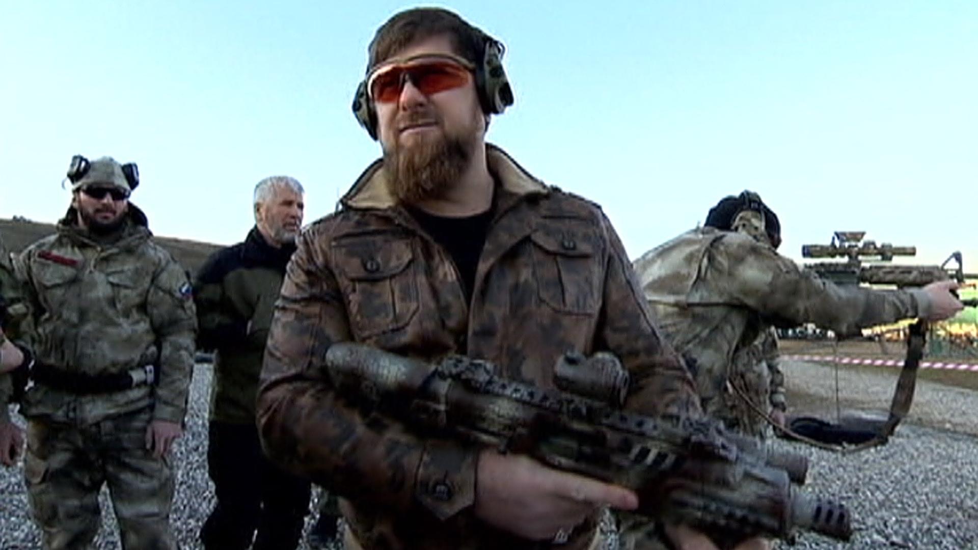 Putin Türkiyə ilə sərhədə Kadırovun xüsusi təyinatlılarını yerləşdirdi