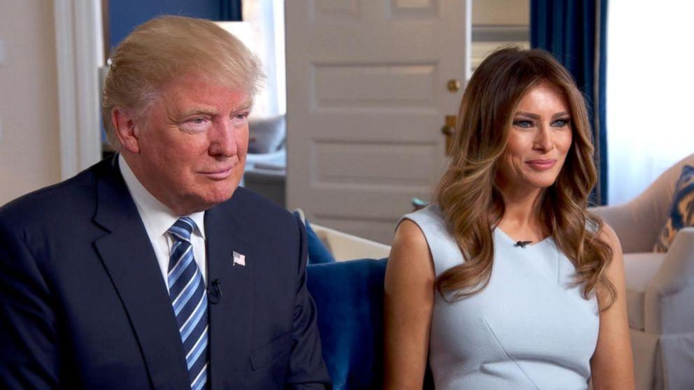 Donald Trampdan arvadı ilə bağlı ŞOK açıqlama