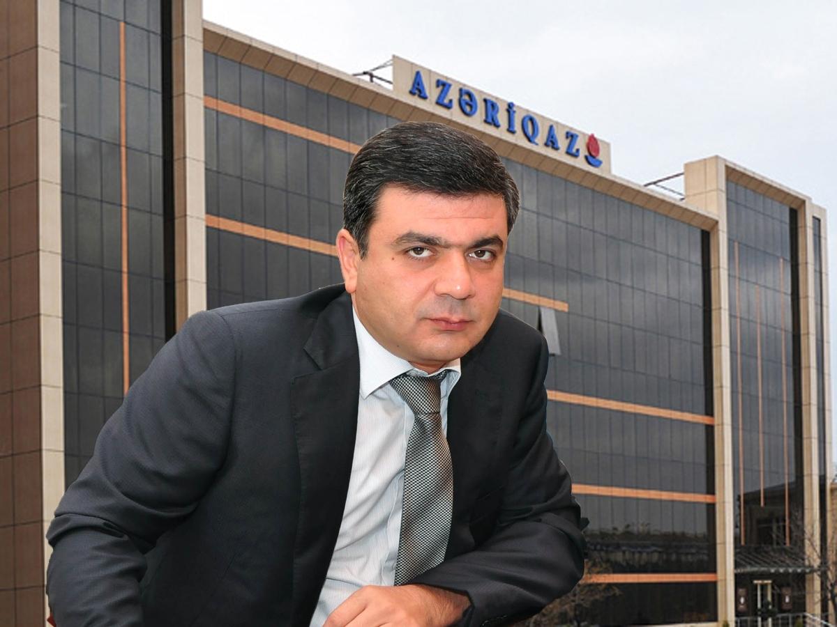 """Əkbər Hacıyev vəzifədən azad edildi – """"Azəriqaz""""a yeni direktor təyin edildi"""
