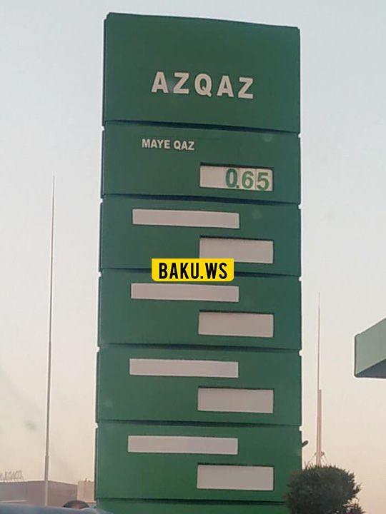 Azərbaycanda yanacağın qiyməti kəskin bahalaşdı - FOTO