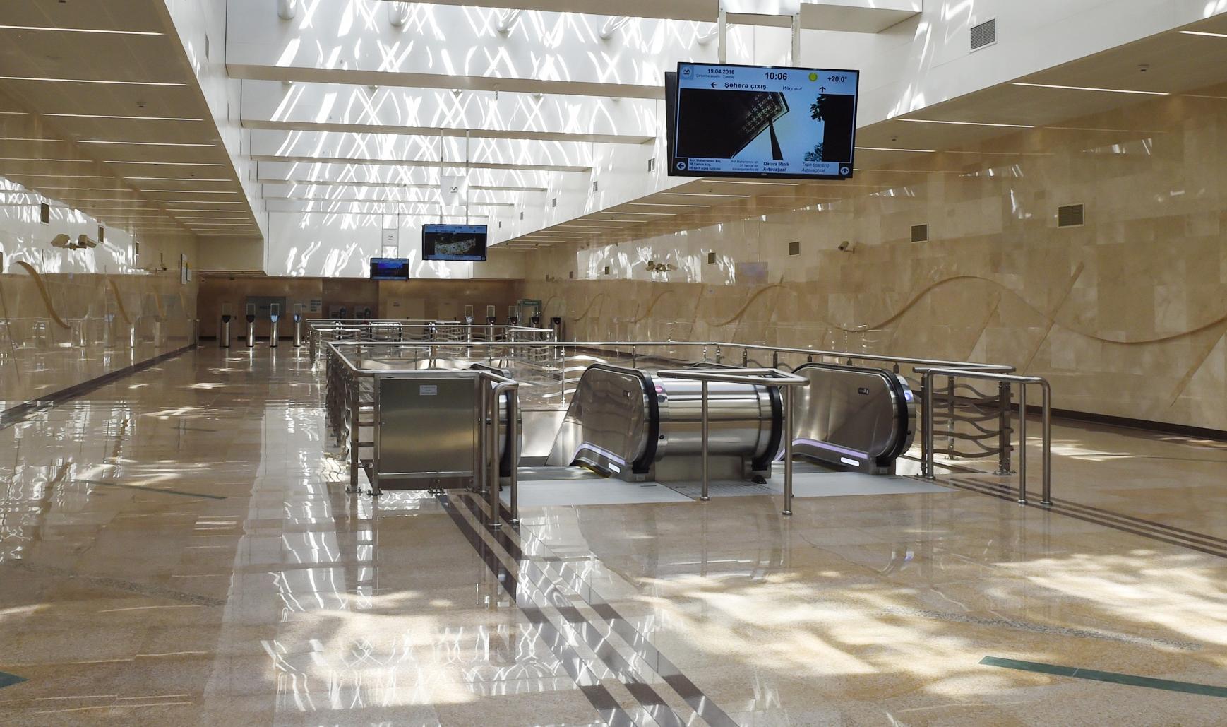 Bakıda yeni metro stansiyaları bu ərazilərdə olacaq - Zığ, Bayıl, Yeni Yasamal... - XƏRİTƏ