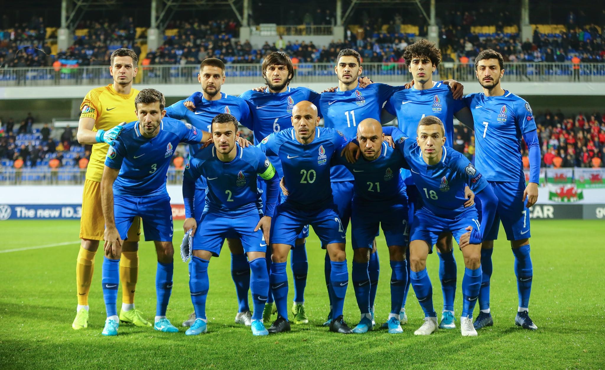 Azərbaycan millisi FIFA-nın reytinq cədvəlində geriləyib - SİYAHI
