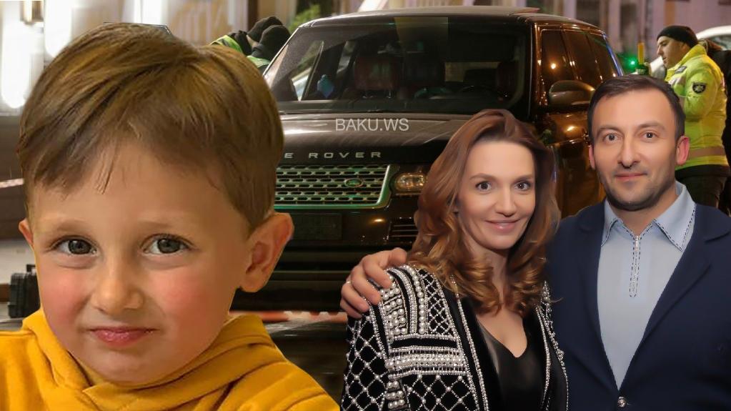 Ukraynalı deputat silahlı hücuma məruz qaldı, 3 yaşlı oğlu öldürüldü