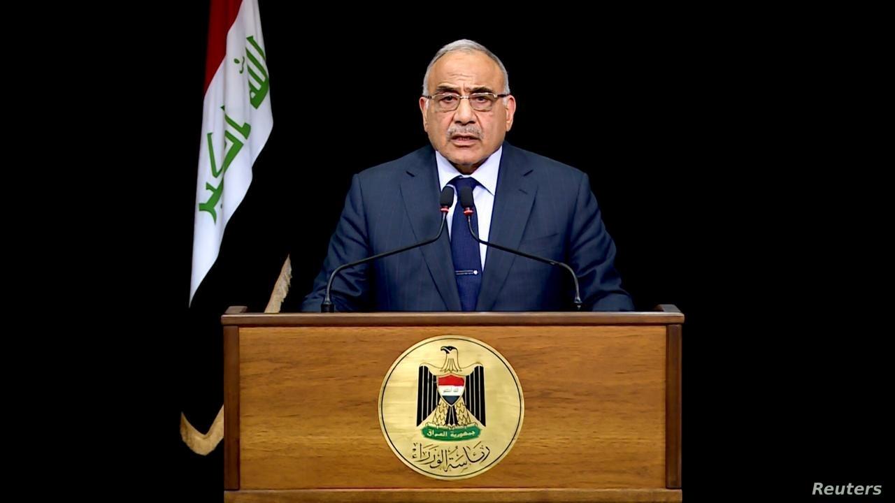 İraqda nümayişçilər istəyinə çatdı - Prezident istefa ərizəsini qəbul etdi