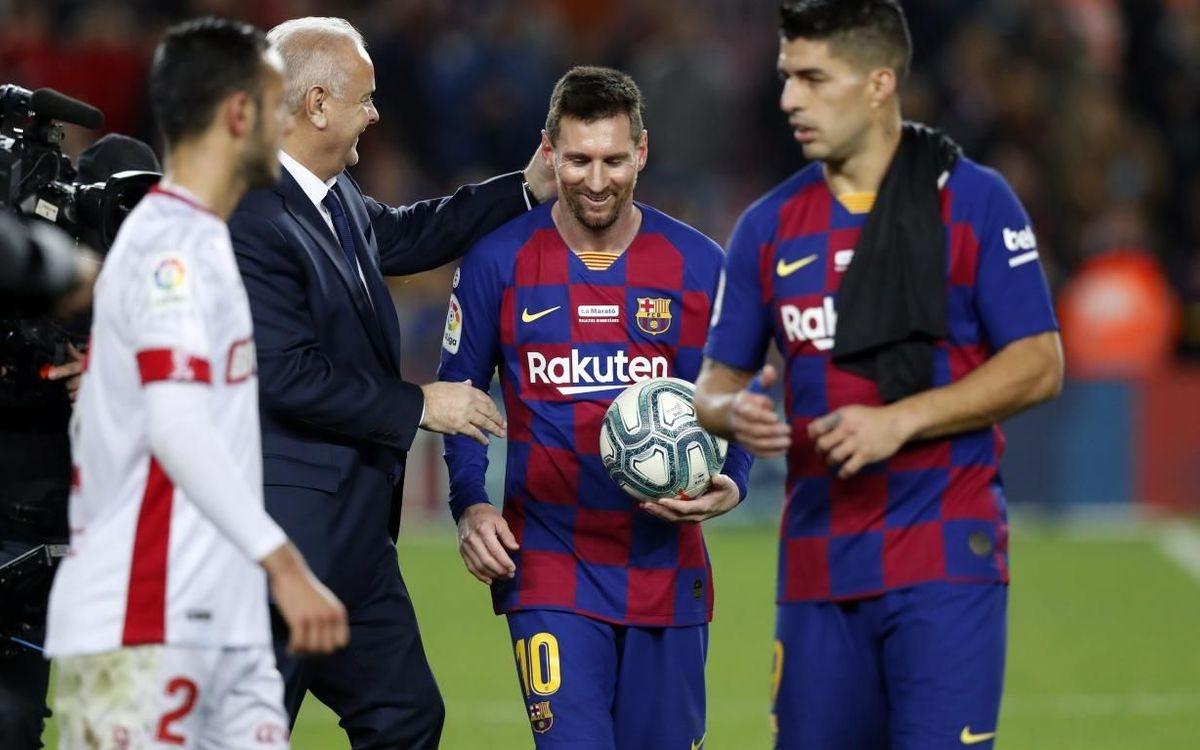 Messi Avropada heç kimin edə bilmədiyini bacarıb