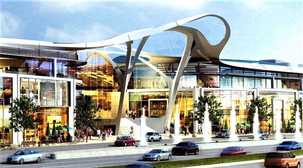 Bakıda yeni nəhəng Mall tikiləcək - FOTO