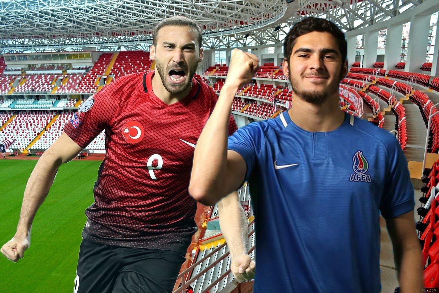 Azərbaycan və Türkiyənin milliləri arasında yoldaşlıq oyunu keçiriləcək