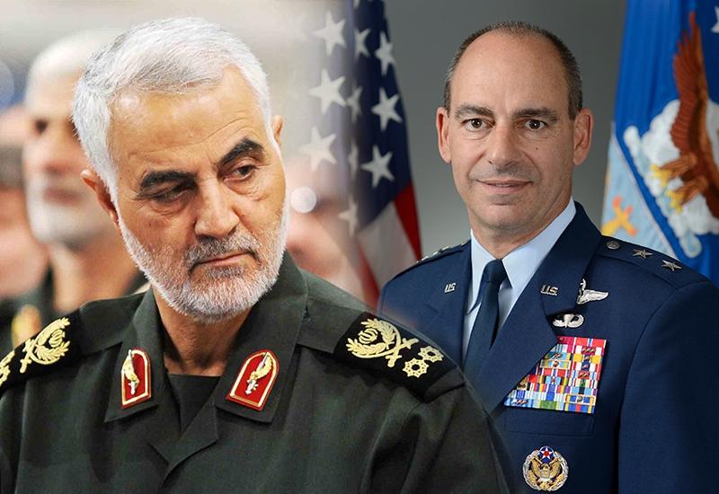 General Süleymani erməni generalın əli ilə öldürülüb