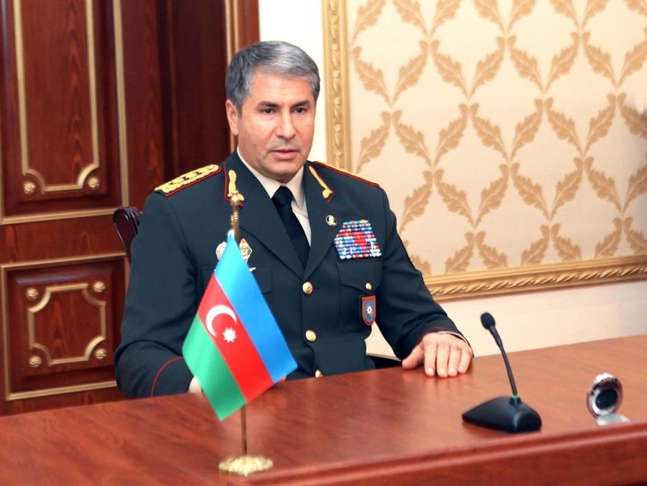 Bakı şəhər Baş Polis İdarəsində yeni - Təyinat
