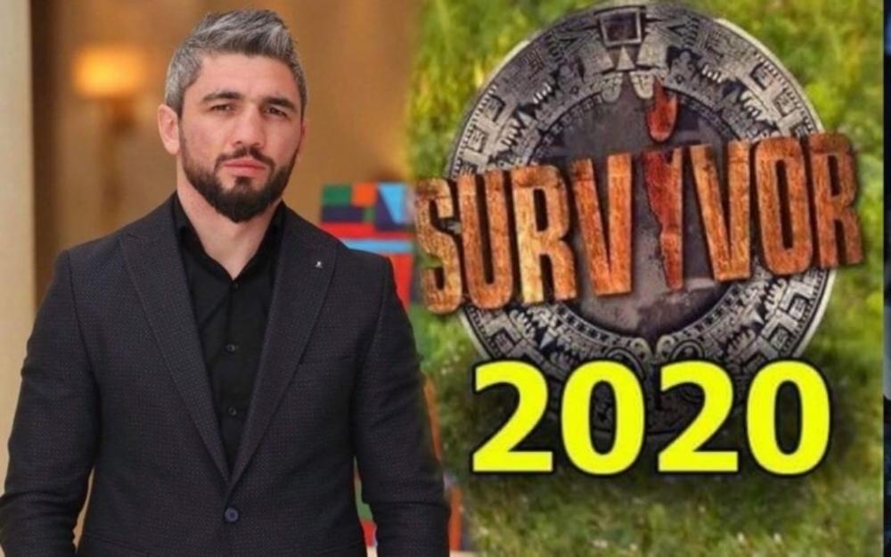 """Azərbaycanlı idmançı """"Survivor""""da"""