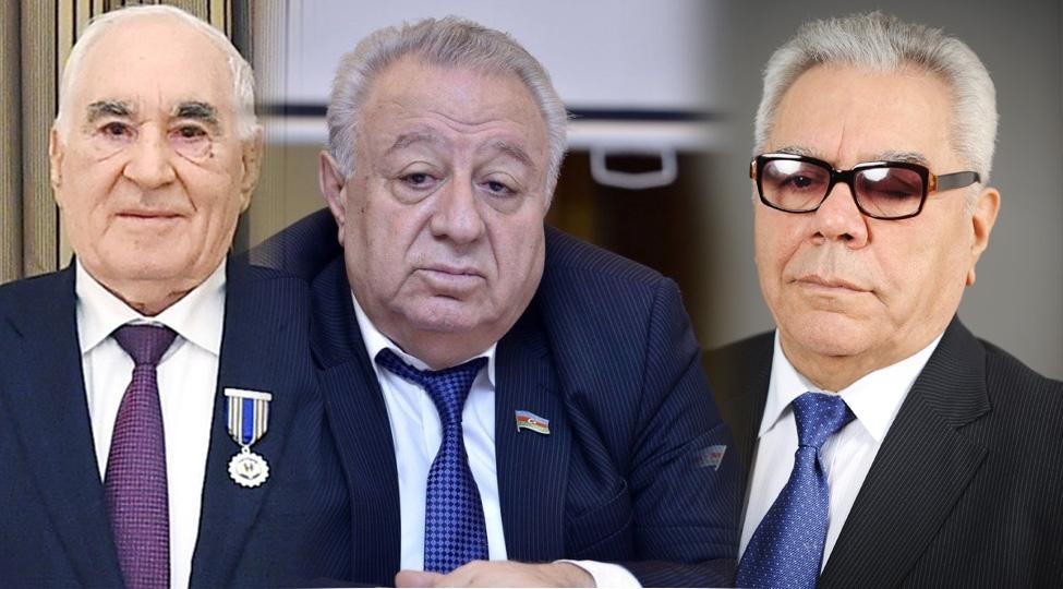 Yeni Milli Məclisin yaşı 70-dən yuxarı olan deputatları - SİYAHI