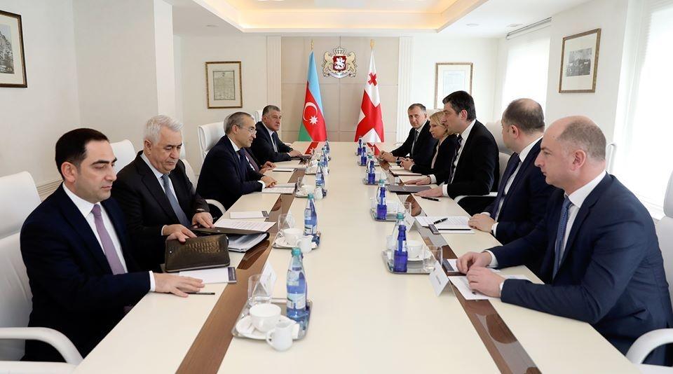 Azərbaycan və Gürcüstan arasında yeni layihələr həyata KEÇİRİLƏCƏK