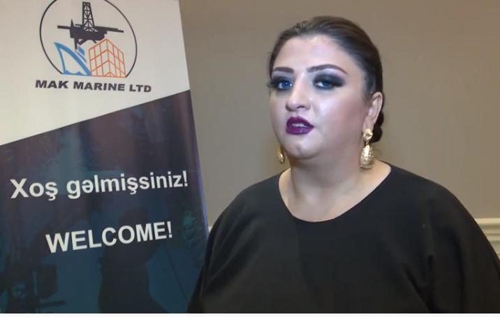 Bakıda tanınmış biznes ledi saxlanılıb - VİDEO