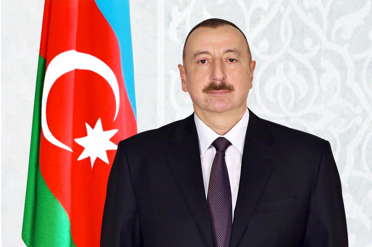 İlham Əliyev millimizi təbrik etdi - FOTO