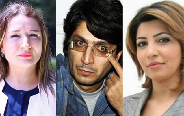 Üç məşhur jurnalistin Real TV-dən çıxarılma səbəbi bilindi