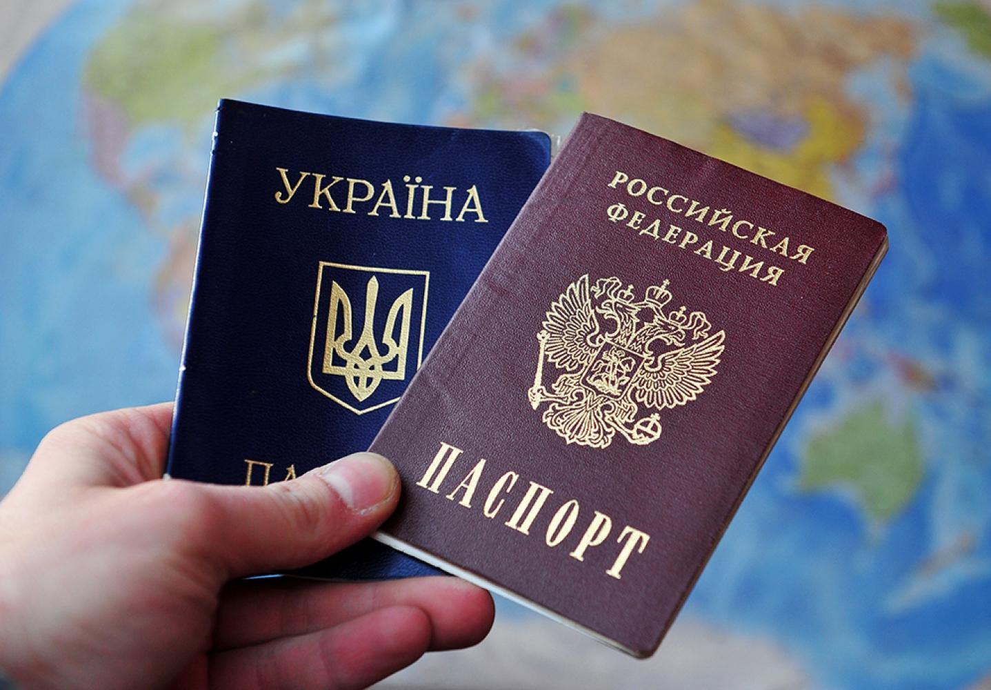Ukrayna və Rusiya arasında sərbəst keçid dayandırıldı