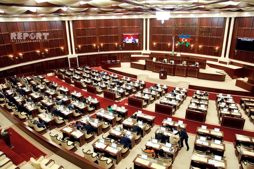 Yeni seçilmiş Milli Məclisin ilk iclası martın 12-dək keçiriləcək