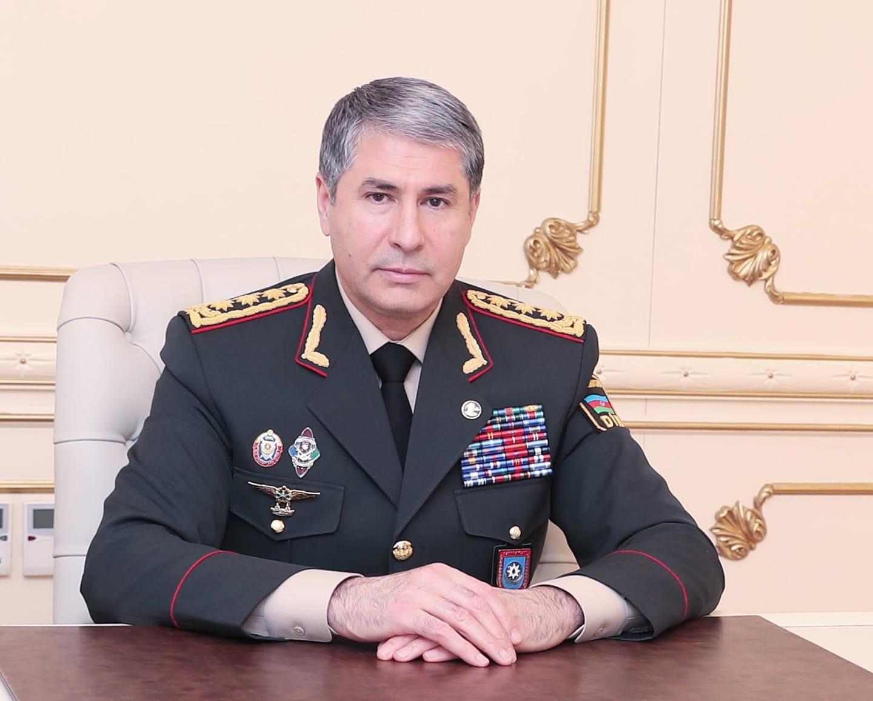 Vilayət Eyvazov Bakı polisinə yeni təyinat