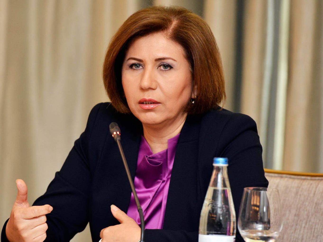 Prezident Bahar Muradovaya vəzifə verdi