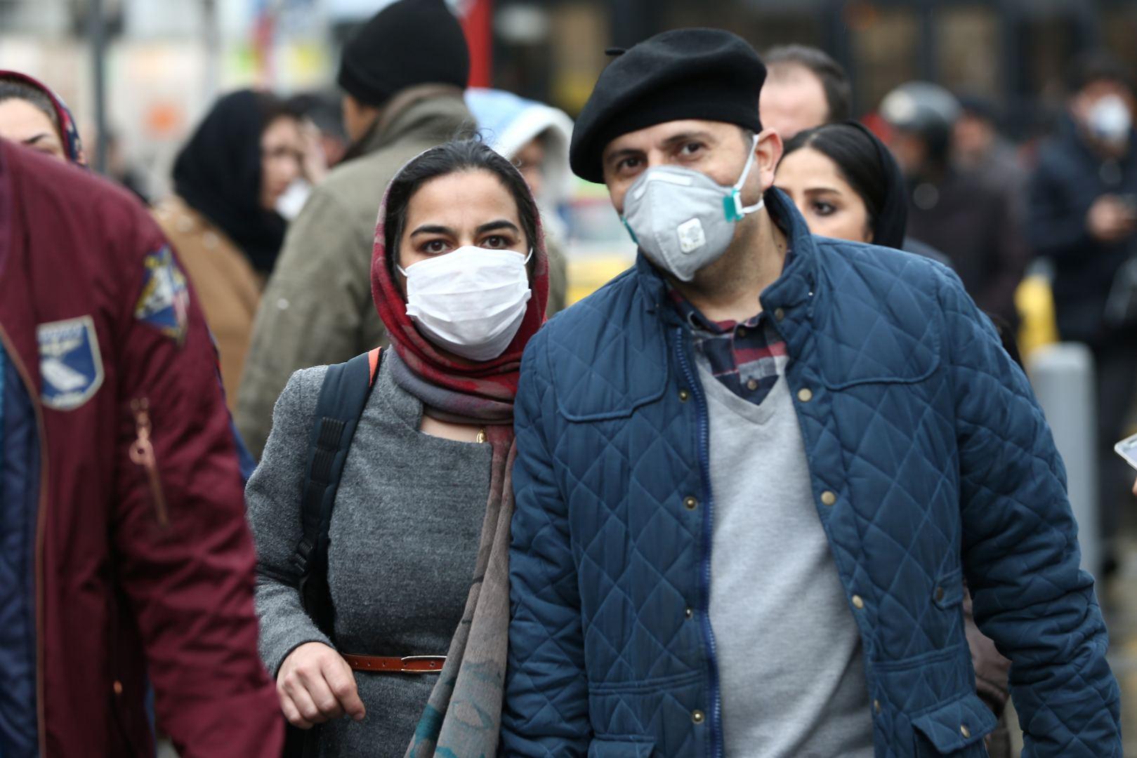 İranda daha 129 nәfәr koronavirusdan öldü