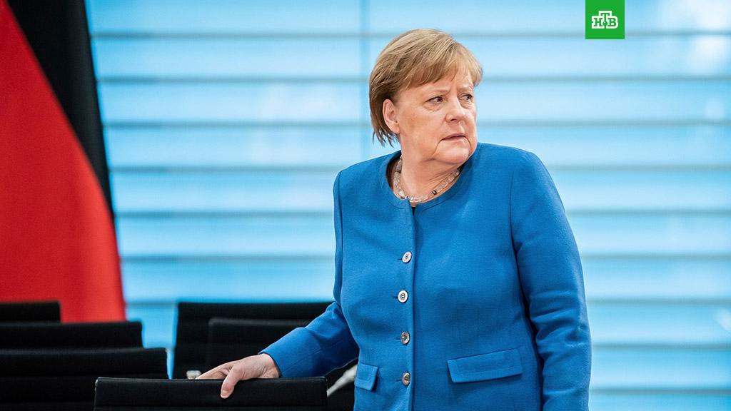 Merkelin koronavirus testinin nəticəsi məlum oldu