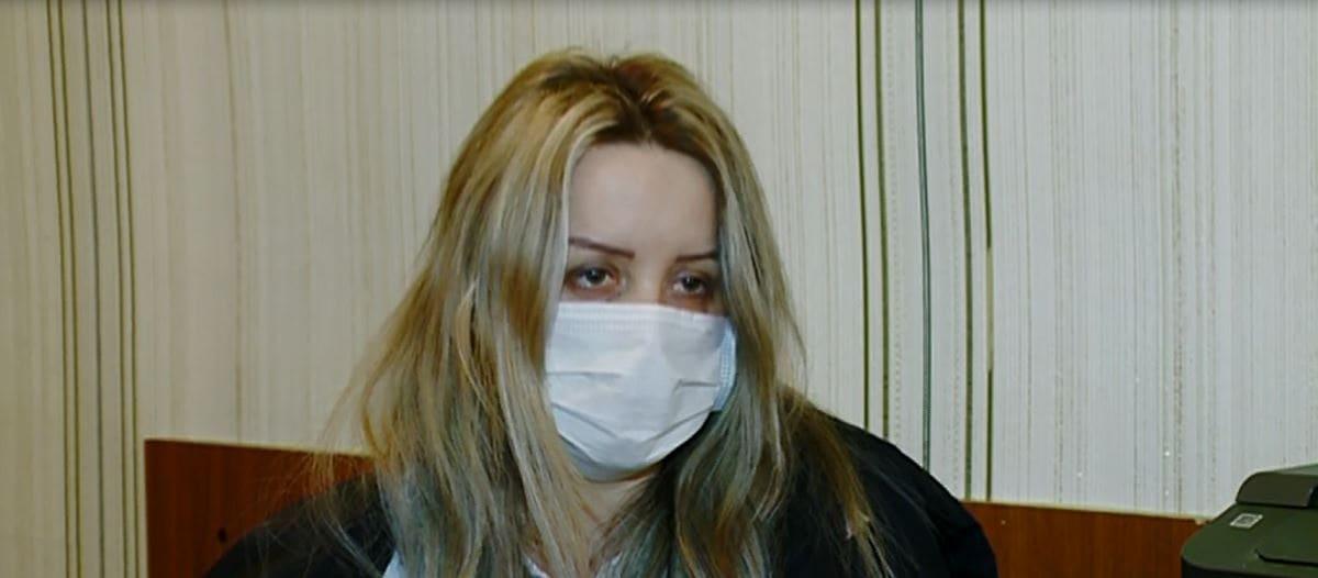 Azərbaycanda koronavirusla bağlı yalan məlumat yayan qadın saxlanılıb - FOTO