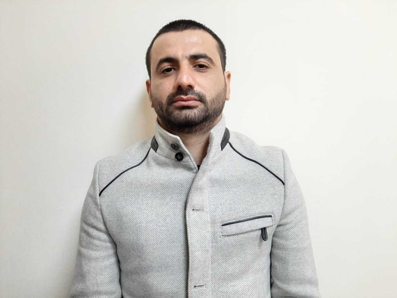 """Whatsapp""la narkotik satan şəxs saxlanıldı - FOTO"