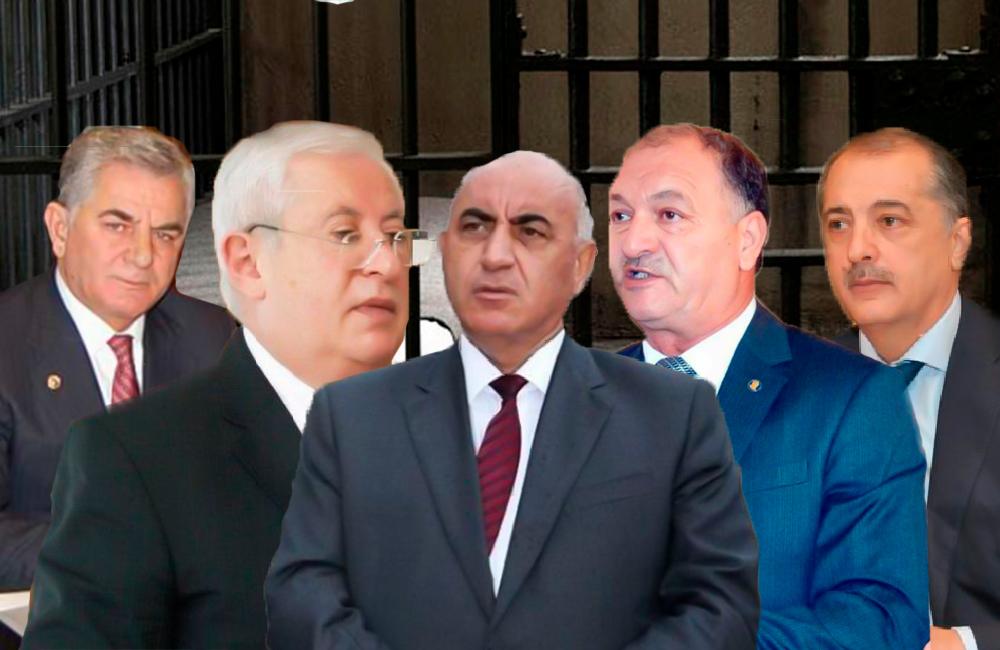 "Həbs olunan icra başçıları harada ""dincəlir""? - AÇIQLAMA"
