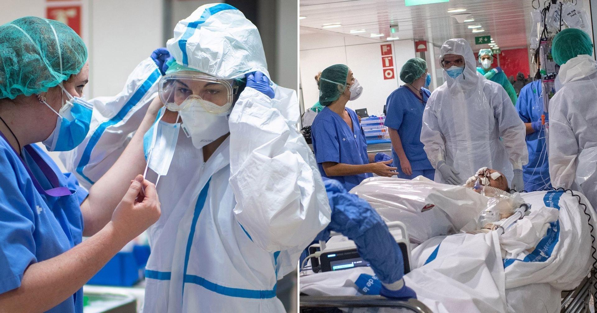 Respublika Klinik Xəstəxanasinda Koronavirusa Kutləvi Yoluxma Iddialarina Rəsmi Cavab