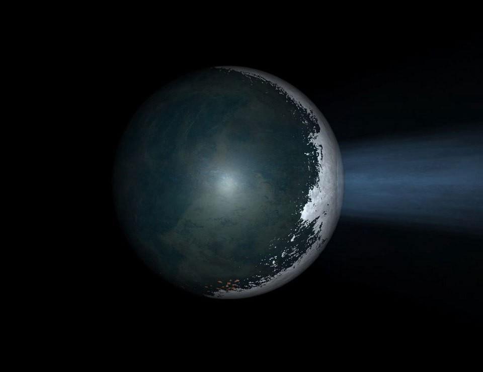 Yer kürəsinə bənzər yeni planet tapılıb