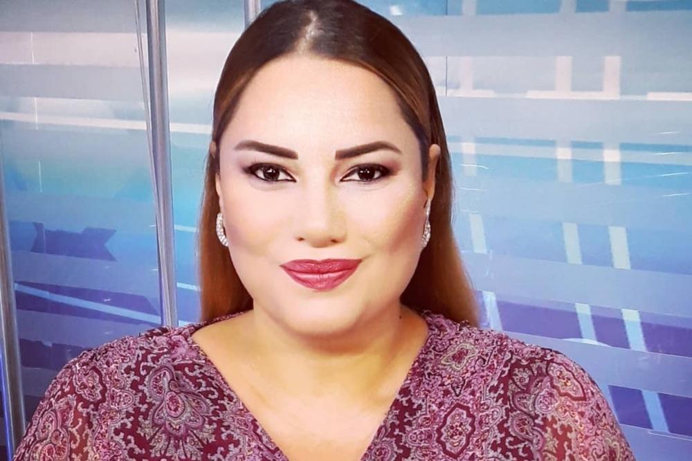 """Aytən Səfərova: """"Özünü mənim ərim kimi təqdim edib rüşvət alır"""" - FOTO"""